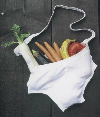 "GENERAL IDEA, ""JOCKEY SHORT SHOPPING BAG"", 1991/98"