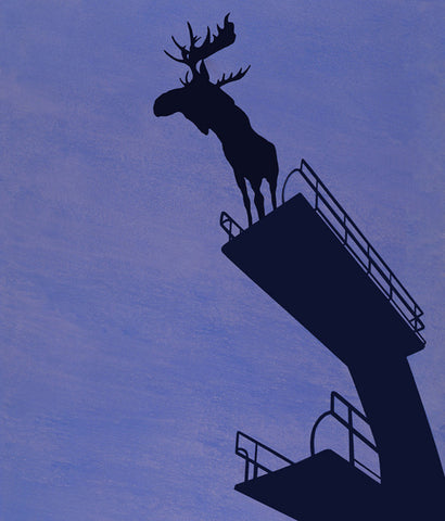 "CHARLES PACHTER ""TOUR DE FORCE"" 1986"