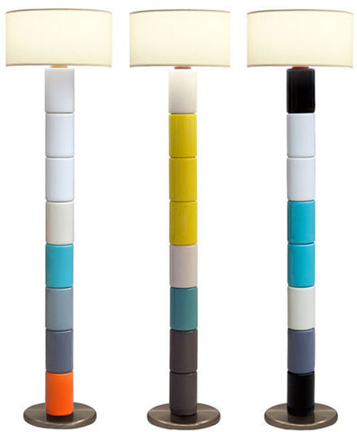 "TAHIR MAHMOOD ""TINGA"" FLOOR LAMP COLLECTION"