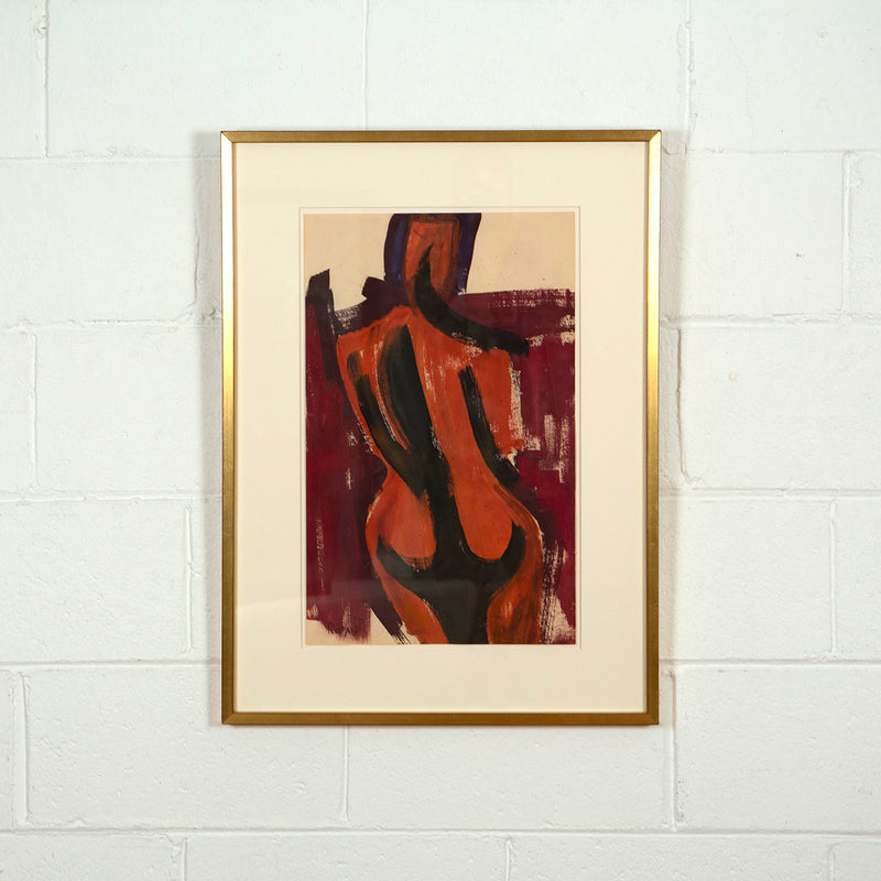 "WILLIAM RONALD ""THE FIGURE"", 1958"