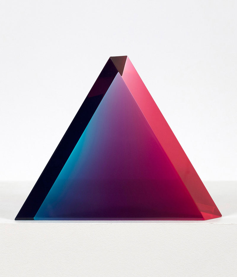 "VASA MIHICH ""AQUA BERRY"" TRIANGLE, 2019"