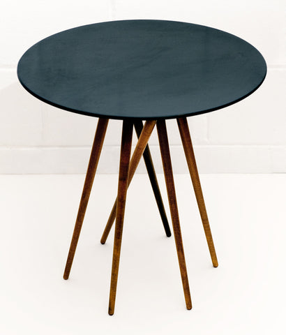 "KNOLL 1993 ""TOOTHPICK CACTUS"" TABLE"