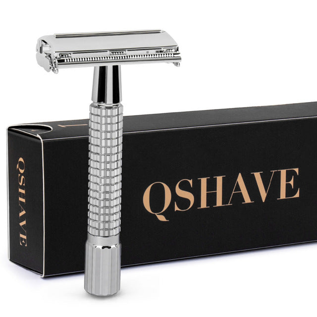 8.7cm Short Handle Classic Safety Razor