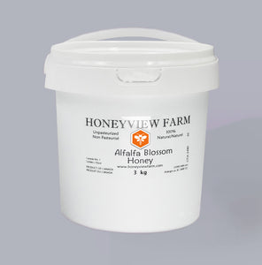 Alfalfa Blossom Honey