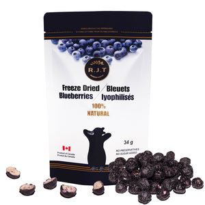 RJT Freeze Dried Blueberries