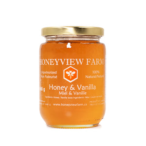 Honey & Vanilla