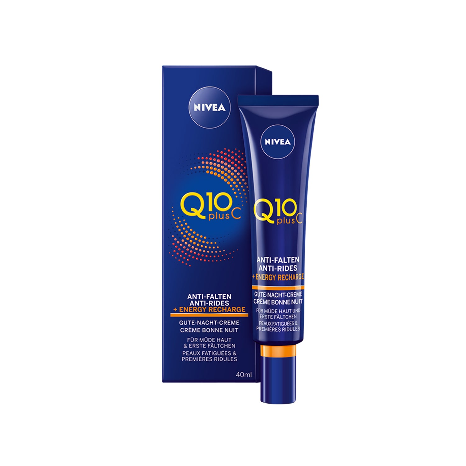 Night Care Good Night Care Q10 Plus C Anti-Wrinkle + Energy Recharge by Nivea