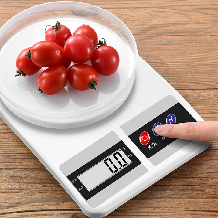 ميزان طعام رقمي للمطبخ  LCD SF 400 LCD Backlight Display Digital Table Food Kitchen Scale Digital Scale SF 400