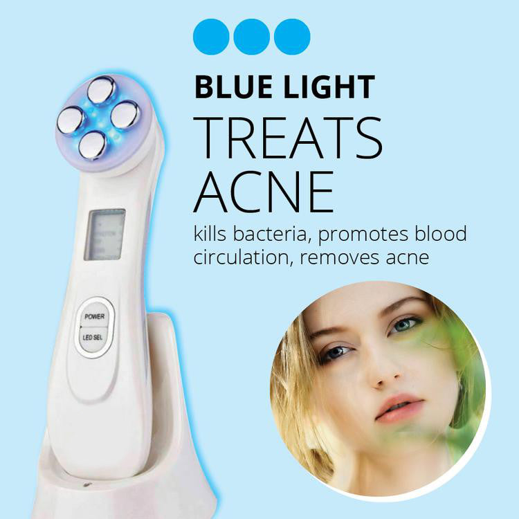 Enticed™ 5-in-1 Skin Care Device