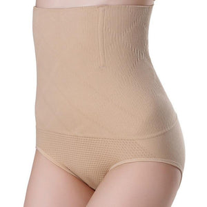 EnticedTouch Beige / M/L Enticed™ High Waisted Shaper Panty