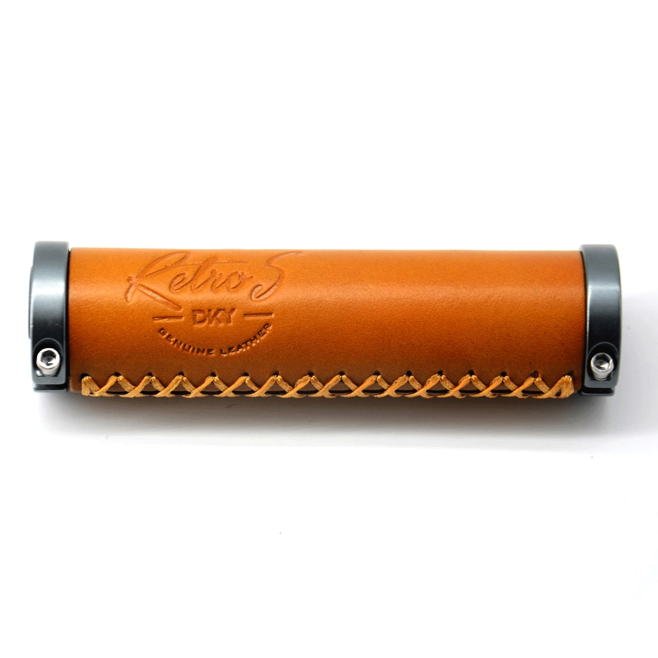 Genuine Leather grips