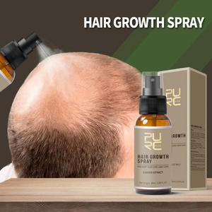 Ginger Hair Growth Oil - SURPRISEYOU