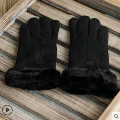 Extra-warm Fleece Touchscreen Gloves - SURPRISEYOU