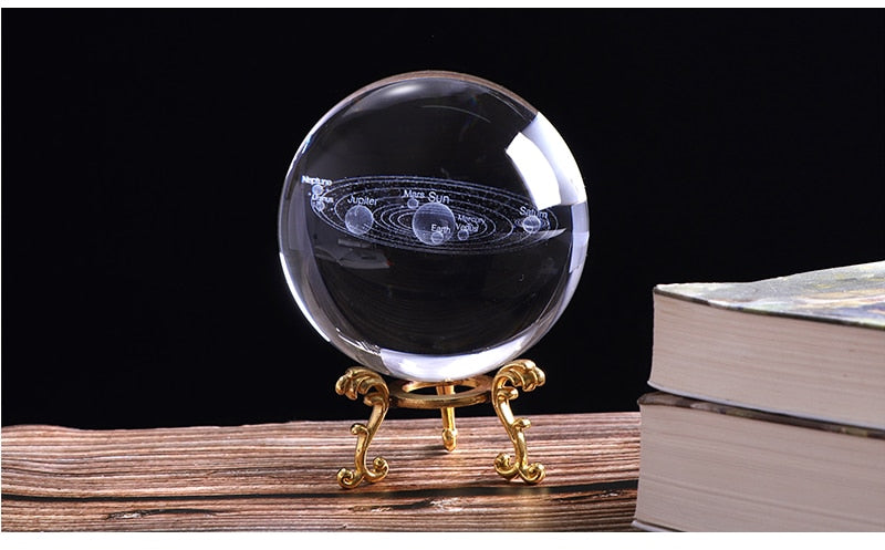 Solar System Crystal Ball - SURPRISEYOU