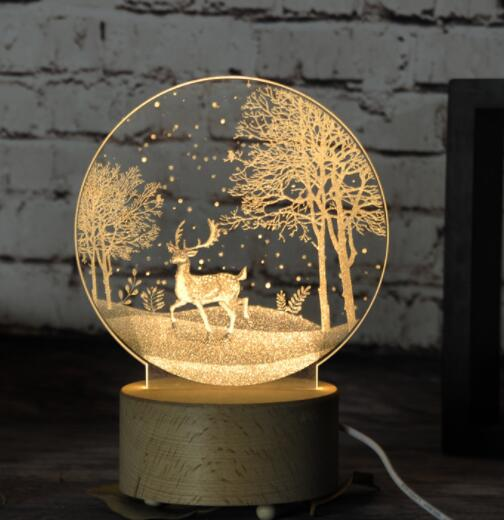 Night Light Moon Lamp - SURPRISEYOU