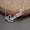 Custom Women's Name Necklace Stainless Steel - SURPRISEYOU