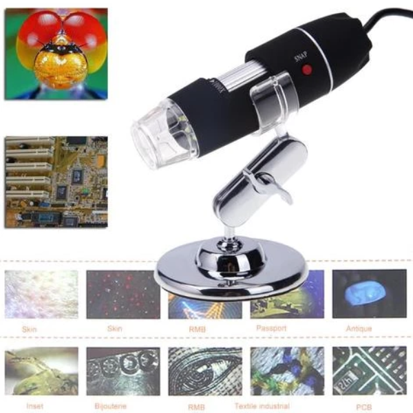 1000x Zoom 1080P Microscope Camera - SURPRISEYOU