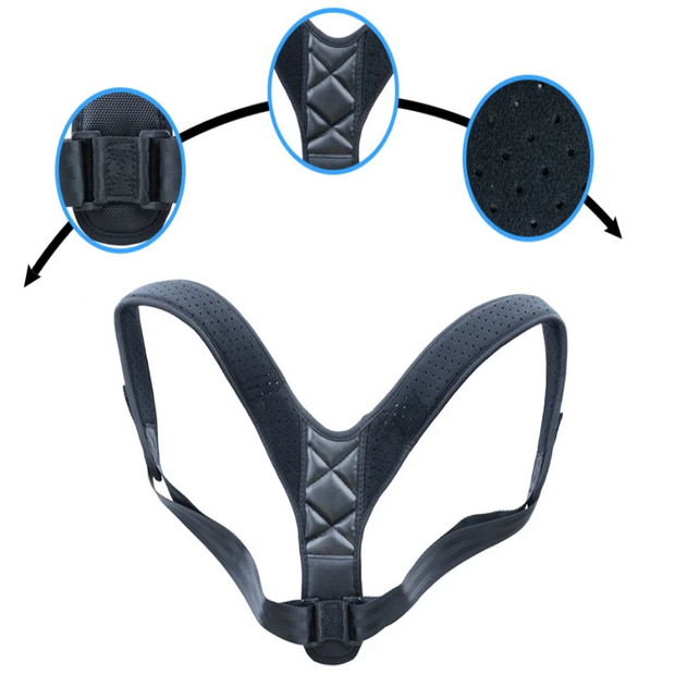 SURPRISEYOU - Adjustable Posture Corrector