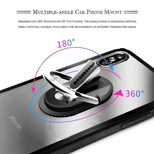 360° Metal Ring Phone Stand - SURPRISEYOU