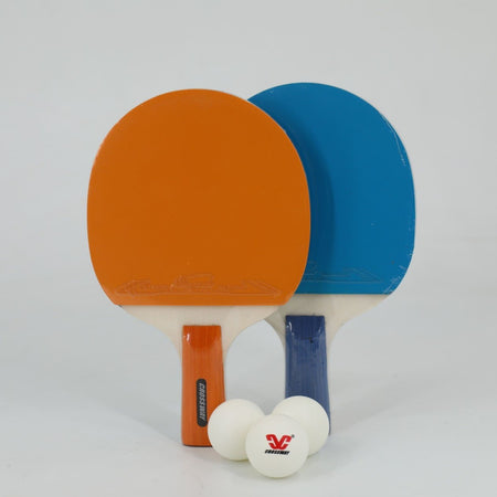 SURPRISEYOU - Table Tennis Racket & Ball Set