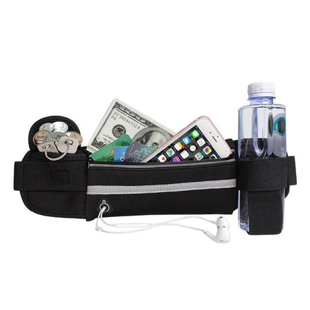 SURPRISEYOU - Ultrathin Waterproof Sports Belt Bag