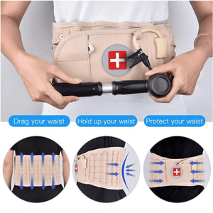 SURPRISEYOU - Decompression Back Belt Reduce Back Pain