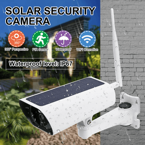 SURPRISEYOU - SafeHome™️ Security Solar HD Wifi Outdoor Camera