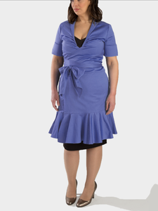 Made-to-order Alhambra Wrap Dress
