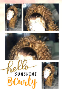 Sunshine Collection B'Curly