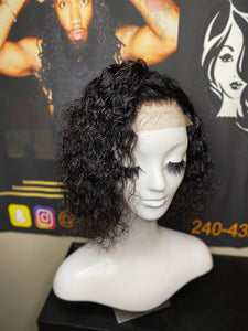 Deep Wave Lace Closure Bob Unit Side Part