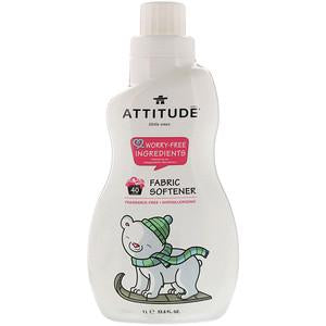 Attitude Fabric Softener Unscented