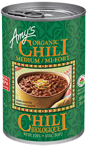 Amy's Kitchen Medium Chili