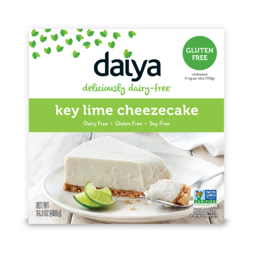 Daiya Key Lime Cheesecake