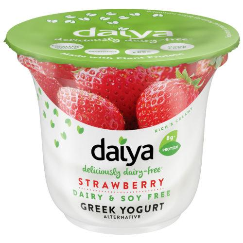 Daiya Greek Yogurt Alternative Strawberry