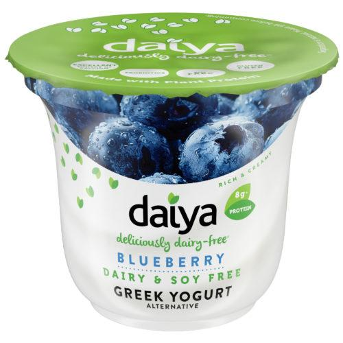 Daiya Greek Yogurt Alternative Blueberry