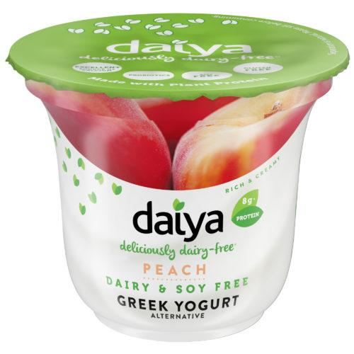 Daiya Greek Yogurt Alternative Peach