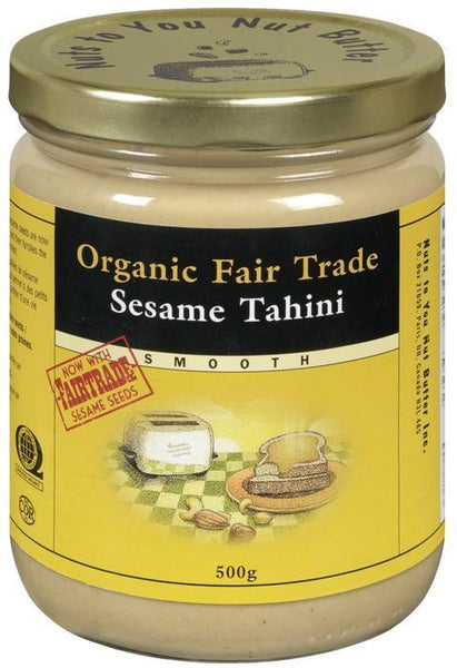 Nuts to You Fair Trade Tahini