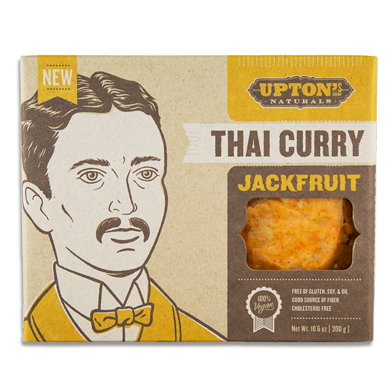 Upton's Naturals Thai Curry Jackfruit