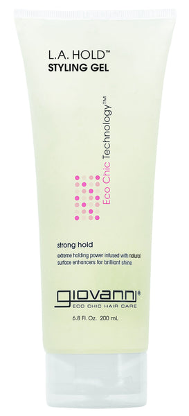 Giovanni LA Strong Hold Styling Gel