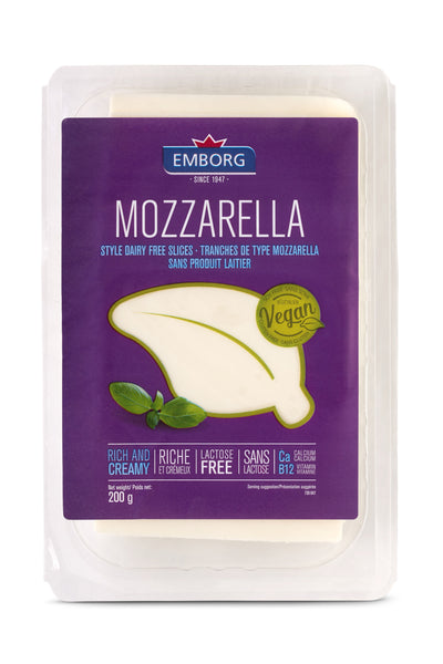 Emborg Mozzarella Slices