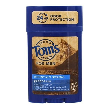 Tom's of Main for Men Mountain Spring Deodorant