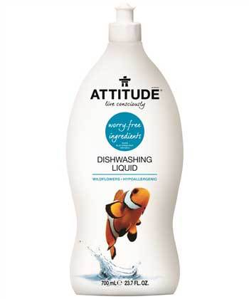 Attitude Wildflower Dish Soap