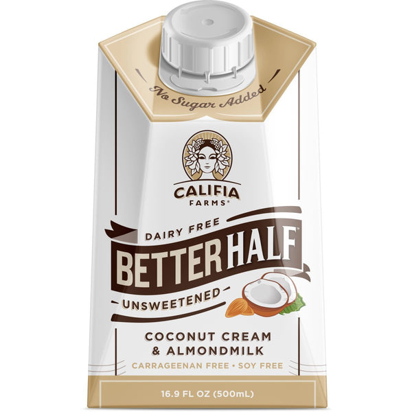 Califia Half and Half Creamer Unsweetened