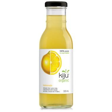 Kiju Organic Lemonade Juice Bottle