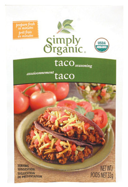 Simply Organic Taco Seasoning