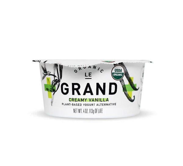 Le Grand Organic Vanilla Yogurt Cup