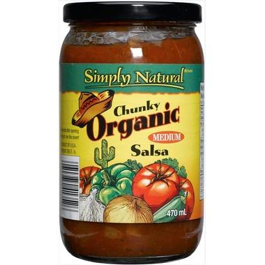 Simply Natural Medium Salsa