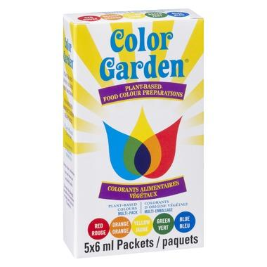 Color Garden Food Colouring