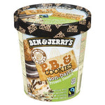 Ben & Jerry's - P.B. and Cookies