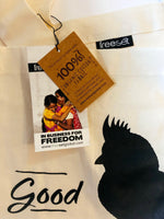 Good Rebel Logo Fair Trade Cloth Bag